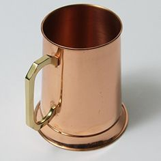 Authentic Smooth Finish 20 ounce Copper Beer Stein by Alchemade Review