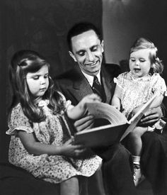 father and daughters goebbels