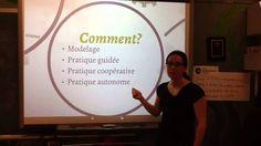 L'enseignement explicite des stratégies d'apprentissage