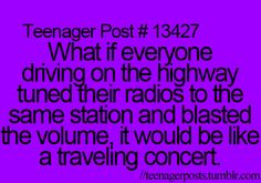 This would be awesome!!