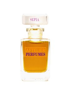 Awakening the Senses: W Magazine features Sepia as one of Spring's Most Unconventional Fragrances