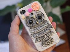 owl iphone case ♡