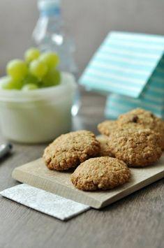 narancsos zabkeksz allo Cookie Jars, Scones, Biscotti, I Foods, Sweets, Snacks, Vegan, Cookies, Baking