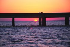 Lake Pontchartrain Lighthouse Museum | The Lake Pontchartrain Causeway stretches 24 miles from New Orleans to ...