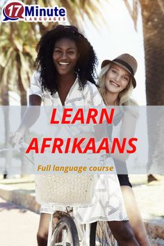 Learn Afrikaans with the unique long-term memory method Learn A New Language, Second Language, Learning Methods, Afrikaans, New Words, Memories, Memoirs, Souvenirs, Remember This