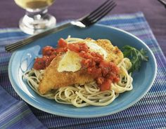 Low-Fat Chicken Parmesan Perfect for a Heartburn-Friendly Diet