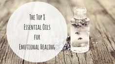 Stimulating the amygdala through the sense of smell has been shown to access and release emotional trauma. Learn more about these 8 healing oils.