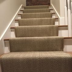 Ruthless Stair Runner Carpet Diy Stairways Strategies Exploited In case you've got carpet in your own stairs, plus it's looking dingy, you can attemp. Carpet Diy, Cost Of Carpet, White Carpet, Rugs On Carpet, Carpet Ideas, Carpets, Hall Carpet, Plush Carpet, Stair Carpet