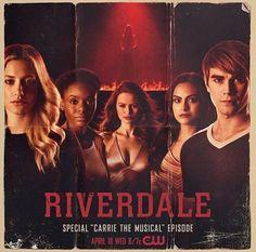 Episódio musical de terror de Riverdale ganha pôster especial   Pipoca Moderna