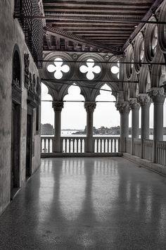Doge's Corridor HDR Venezia Veneto | #BnBGenius #lifeisajourney