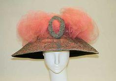 Hat, 1910 via The Metropolitan Museum of Art
