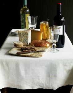 cheese. cheese and wine.