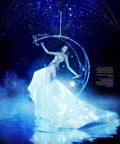 Moonstruck: Letecia Price by Michael David Adams for Improper Bostonian Magazine June 2014