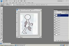 Animation in PhotoShop by iansands. How to use Photoshop to created an animated gif of a walk cycle, or any animation. How To Use Photoshop, Photoshop Tips, Photography Lessons, Photoshop Photography, Animation In Photoshop, How To Make Animations, Typography, Graphic Design, Teaching