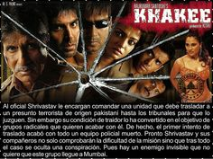 Cine Bollywood Colombia: KHAKEE