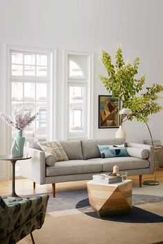 west elm living rooms room paint ideas 2018 417 best modernist images plan front charlotte floor plans spring is known as a time of renewal here are 600 ways we renewed for