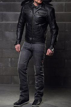4SR Kevlar Jeans Cool Grey