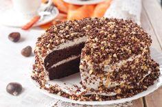 Domowe ciasto kasztanowe... tak, kasztanowe :)