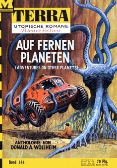 Terra SF 344 Auf fernen Planeten   ADVENTURES ON OTHER PLANETS Donald A…