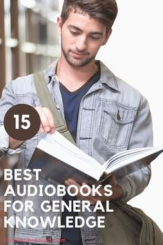 Looking for general knowledge audiobooks? You've come to the right place. Check out our picks for the best audiobooks about general knowledge. Our list includes self-help audiobooks, fiction audiobooks, audiobooks for women, audiobooks for teenagers, business audiobooks, graphic design audiobooks educational audiobooks, etc. Facts For Kids, Fun Facts, Space Shuttle Disasters, Types Of Intelligence, Lego Head, Best Audiobooks, Popular Toys, Book Writer, Steve Jobs