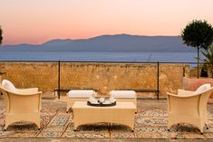 Cap Rocat, a luxurious retreat which was once a 19th century Spanish fort