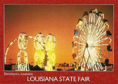 Louisiana State Fair in Shreveport Louisiana
