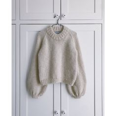 Drops Design, Drops Baby, Holiday Sweater, Mohair Sweater, Pullover, Design Tutorials, Baby Knitting Patterns, My Size, Capsule Wardrobe
