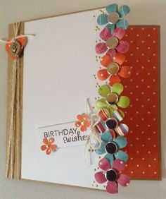 Cards by Julie: Don't fall off your chair!