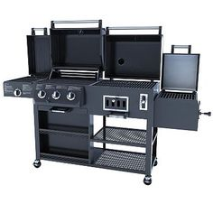 aeb9f3280ebb37 Image for Outdoor Gourmet Pro™ Triton Supreme 7-Burner Grill ...