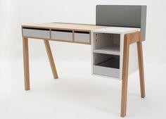 Furniture Design Desk the scar furniture line, designedluca macrì, stems from an