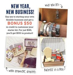 Come join my team! It's so much fun, low stress, and easy! Earn some extra cash by doing something you enjoy!! $50 extra in product if you join in January!  message me!