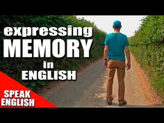 How to express MEMORY in English - Learn English with Duncan - What is memory? - YouTube
