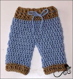 Mamma That Makes: Lil Pants - Free Pattern