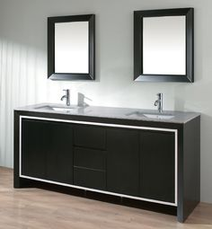 131 Best Modern Bathroom Vanities Images In 2019