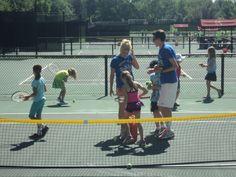 Summer means beautiful mornings for tennis! http://www.coloradoacademysummer.org/