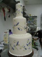 cake by Jason Ellis of Top Tiers