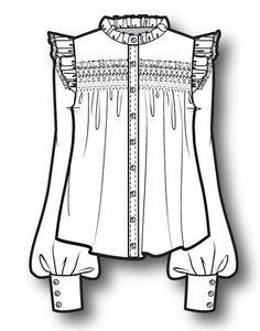 Foto de Flat/ Technical Fashion Drawing - Google Fotos