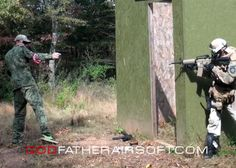 Godfather Airsoft The Arkham Forest Crisis