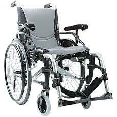 Ergonomic wheel chair. karma model sergo 305
