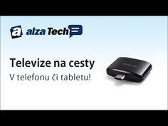 Televize do počítače, tabletu i smartphonu! - AlzaTech #34 Sem Internet, Smartphone