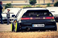 CRX Done Right | LIKE US ON FACEBOOK https://www.facebook.com/theiconicimports