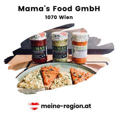 Hast du Hunger auf regionale Top Qualität bekommen? Dann kauf dir was bei Mama's. ❤️ Vegan, Bread, Food, Home Made, Food Food, Tips, Brot, Essen, Baking