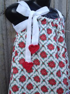 Christmas Dress Vintage Inspired Size 3