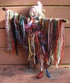 Therapeutic Dollmaking Work of Christine Harris | The Art of Healing Dolls