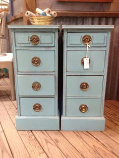 the vintage bricoleur: Some Before/After Projects with Annie Sloan Chalk Paint