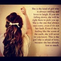 Their is always that one person. #quote #beauty #Innerbeauty - bellashoot.com