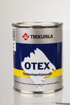 Tikkurila Otex Adhesion Primer is the ultimate primer. Quick drying, super adhesion and high build. Suitable for most types of surface interior and exterior Painting Antique Furniture, Antique Paint, Painted Furniture, Diy Furniture, Wooden Windows, Lassi, Kitchen Paint, Building Materials, Quick Dry
