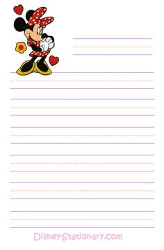 butterflies free printable stationery for kids primary