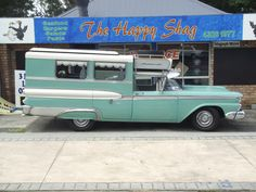 1960 Ford Tank Fairlane Camper | by Five Starr Photos ( Aussiefordadverts)