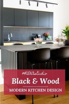 #islandconfiguration #modernkitchen #kitchendesign #kitchenfurniture #islandkitchen #matteblackkitchen #woodaccents #kitchenconfiguration #DEKTONworktop #kitchenideas #KUXAstudio #KUXA #KUXAkitchen #bucatariemoderna #bucatarie Wood Accents, Modern Kitchen Design, Black Wood, Conference Room, Furniture, Studio, Table, Home Decor, Meeting Rooms